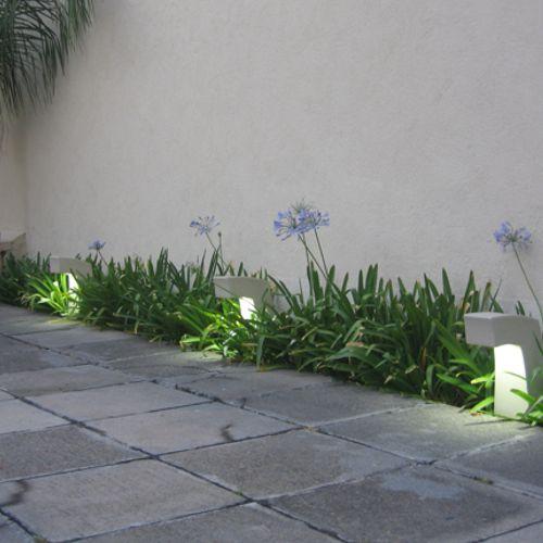 Fantasmas lamparas de jard n meue - Lamparas exterior jardin ...