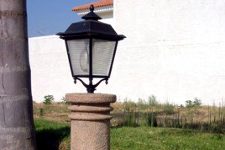 lamparas de exterior meue