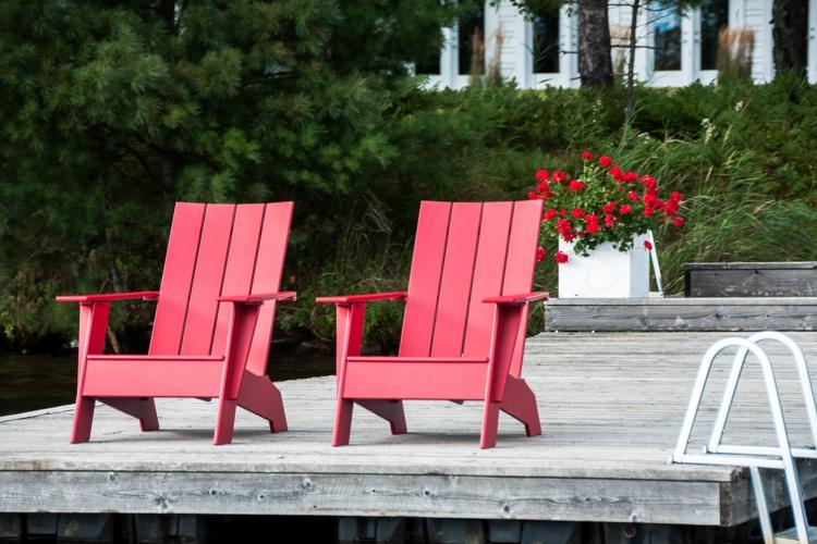 Muebles de jardin reciclados proyectos diy para decorar - Muebles hechos con materiales reciclados ...