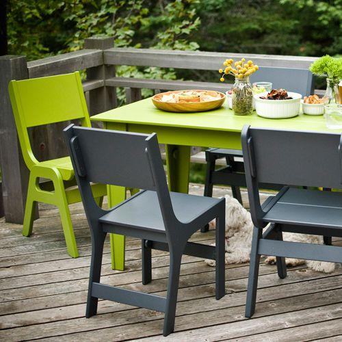 Alfresco muebles de jardin meue for Muebles plastico jardin
