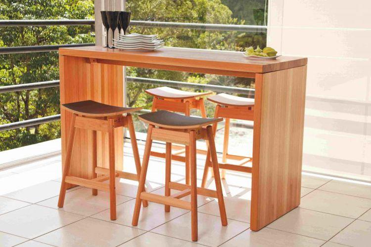 Muebles de jardin de madera meue for Muebles para patios interiores