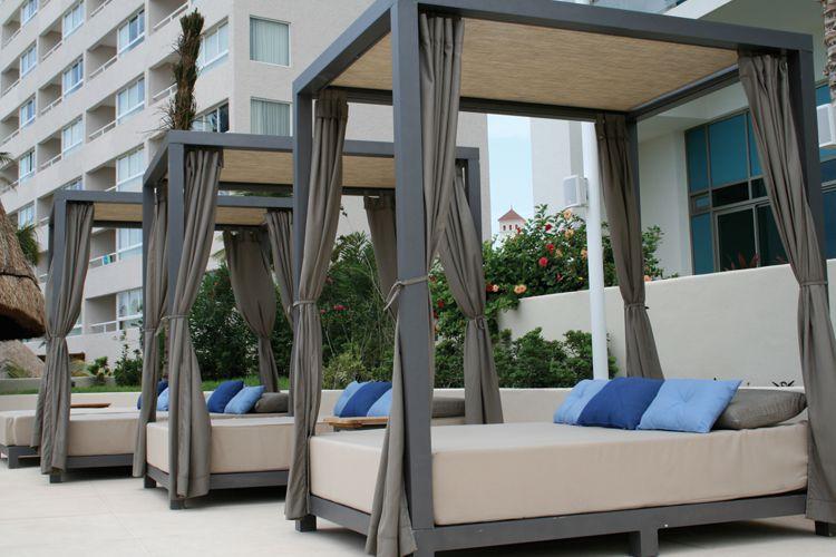 Muebles de jardin de aluminio meue for Aluminio productos de fundicion muebles de jardin