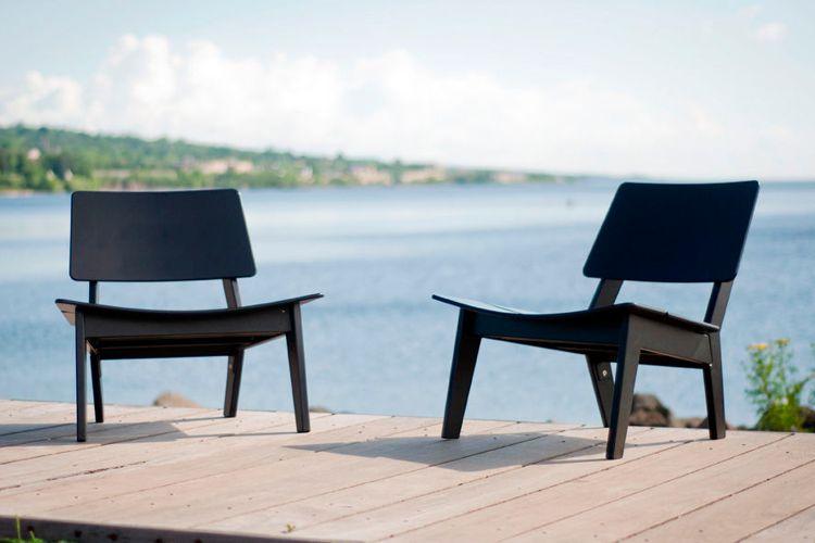 Muebles de jardin de pl stico meue for Muebles de fibra de vidrio
