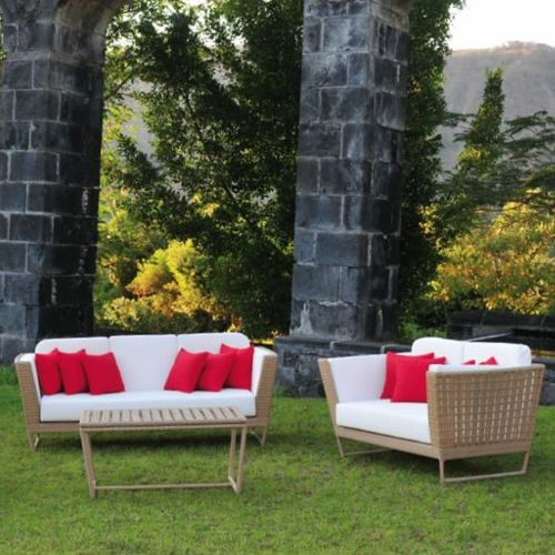 Meleta muebles de jardin meue for Muebles de jardin para exterior
