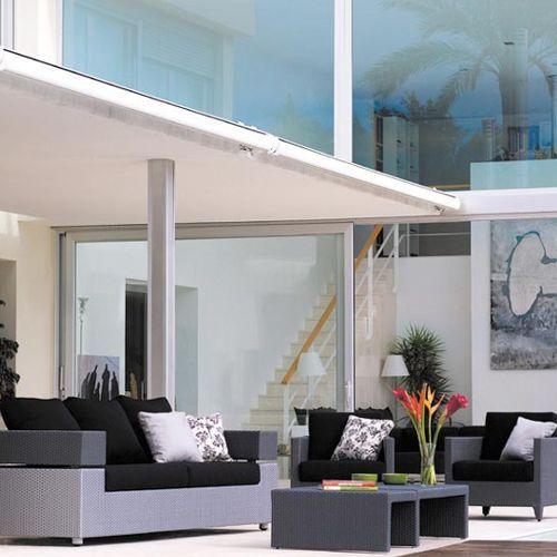 Palmira muebles de jardin meue for Muebles exterior diseno moderno
