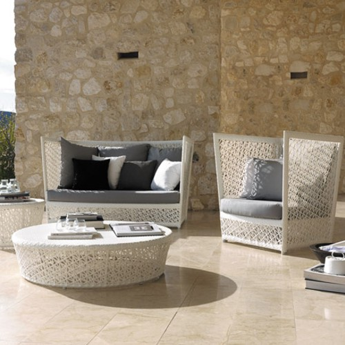 Bonito Muebles Al Aire Libre Sunbrella Viñeta - Muebles Para Ideas ...