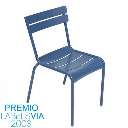 FE-4101 LUXEMBOURG  Silla Comedor apilable s/brazos